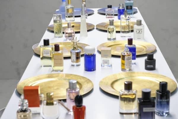 Los mejores perfumes del año