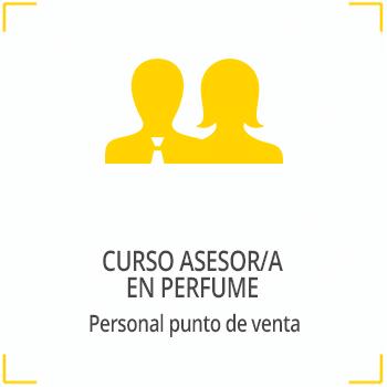 Curso asesor en perfumes